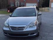 2006 HONDA Honda Odyssey EX-L Mini Passenger Van 4-Door